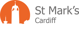 St Mark's Church, Cardiff Logo